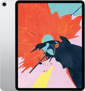 Apple iPad Pro - 11 inch - WiFi + Cellular (4G) - 1TB - Zilver