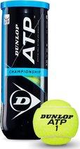Dunlop ATP Championship Tennisballen - 3 stuks
