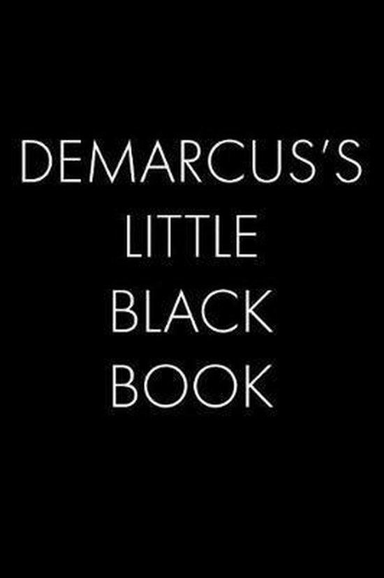 Demarcus's Little Black Book