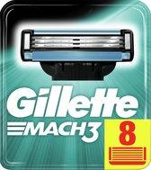 Gillette Mach3 - 8 Stuks - Scheermesjes