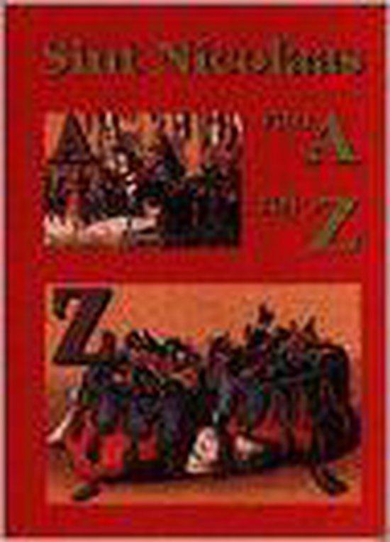 Boek cover Sint nicolaas van a tot z van Daniel Billiet (Paperback)