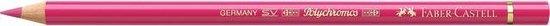 Kleurpotlood Faber-Castell Polychromos 124 karmijn roze