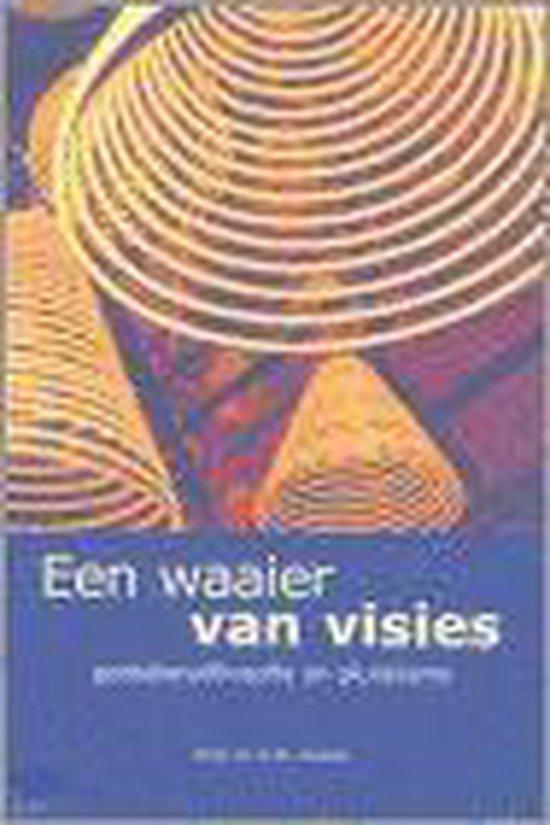 Een waaier van visies - H.M. Vroom |