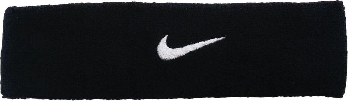 Nike Swoosh Hoofdband - Zwart