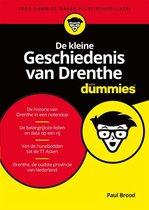 Voor Dummies - De kleine Geschiedenis van Drenthe voor Dummies
