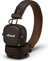 Marshall Major III - Bluetooth hoofdtelefoon -Bruin