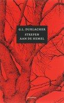 Boek cover Strepen aan de hemel en andere verhalen van G.L. Durlacher