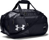Under Armour Undeniable Duffel 4.0 Small Unisex Sport Tas - Silver