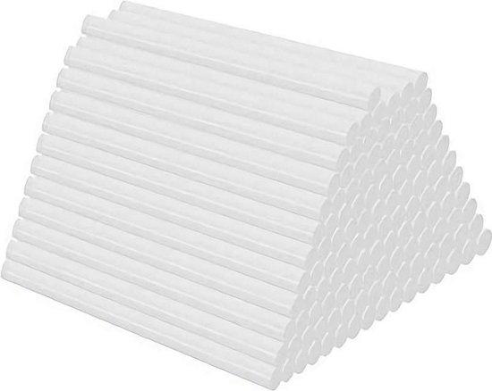 Afbeelding van 50X XL Lijmpatronen voor Lijmpistool 11mm – Universeel Lijm