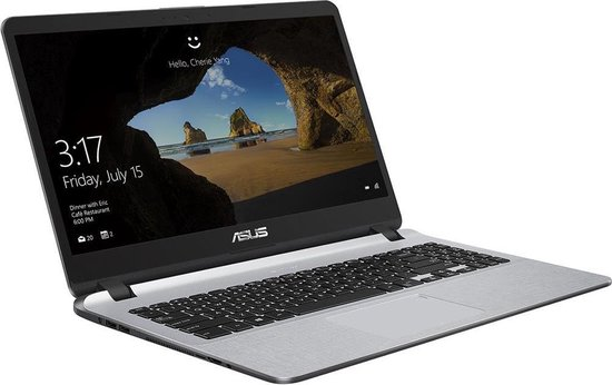 ASUS F507UA-EJ888T - Laptop - 15.6 Inch