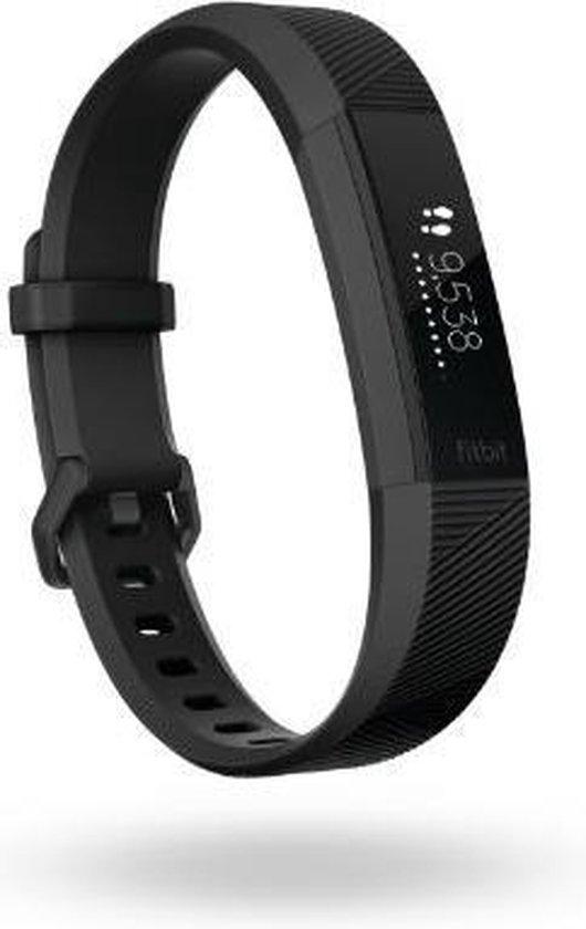 Fitbit Alta HR Activity tracker Gunmetal Small