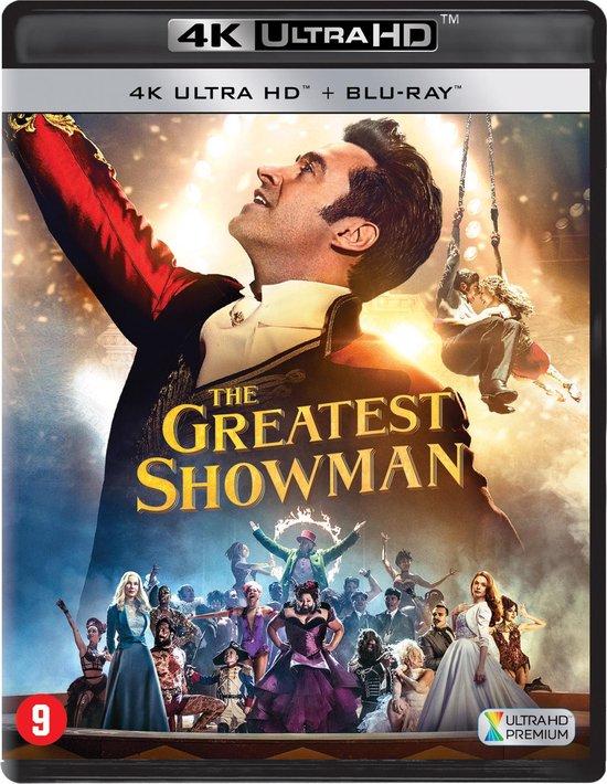 The Greatest Showman (4K Ultra HD Blu-ray)