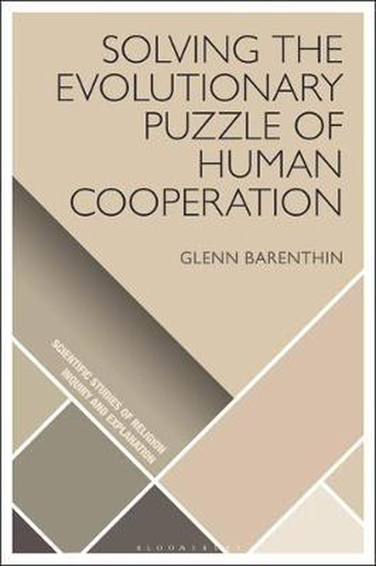 Solving the Evolutionary Puzzle of Human Cooperation