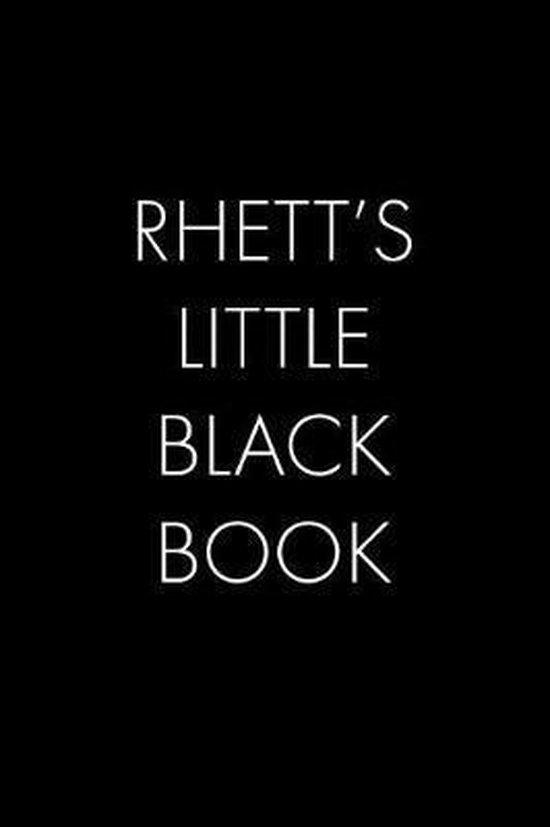 Rhett's Little Black Book