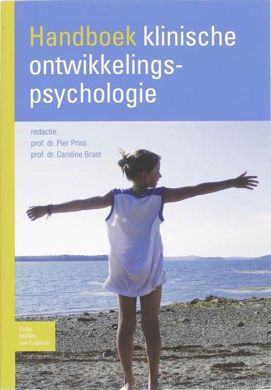 Handboek Klinische Ontwikkelingspsychologie - P.J.M. Prins  