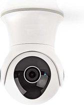Buiten - Binnen | Beveiligingscamera | Draai/Kantel/Zoom Volledig gemotoriseerd | Full-HD 1080p Super Nachtzicht | Zeer eenvoudige installatie Ruim WiFi bereik. Nederlandse iOS/Android app