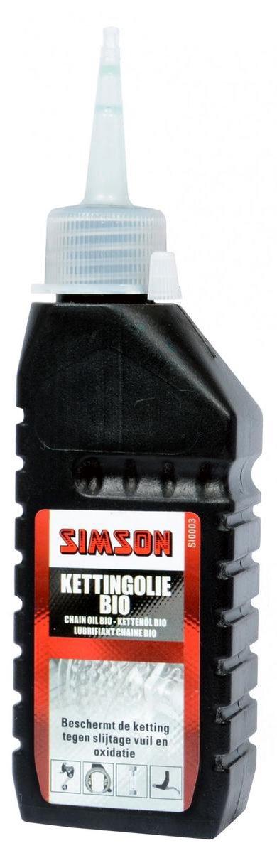 Simson ketting olie bio 100 ml