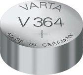 Varta Klein huishoudelijke accessoires V364 horloge batterij - Knoopcel