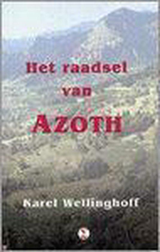 Het Raadsel Van Azoth - Karel Wellinghoff |