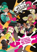 The Art Of Splatoon 2