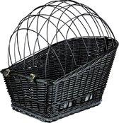 Trixie Fietsmand - Voor Bagagedrager -n35x49x55 cm - Zwart
