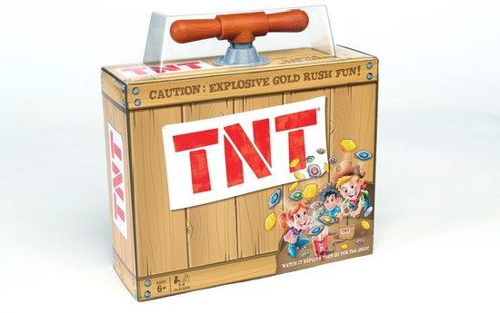 TNT Spel - Explosief Goudkoorts Plezier!