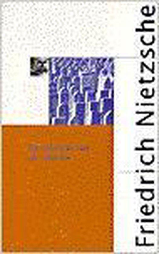 De Geboorte Van De Tragedie, Of Griekse Cultuur En Pessimisme - Friedrich Nietzsche |