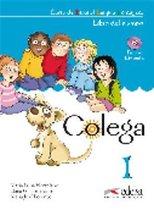 Colega 1 libro del alumno-/de ejercicios+cd-audio