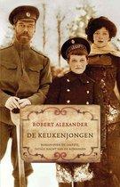 Boek cover Keukenjongen van Robert Alexander
