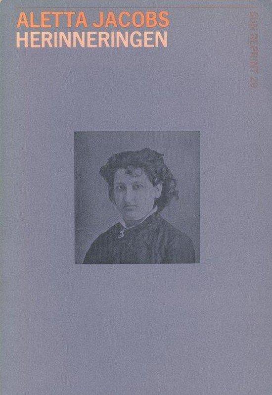 Herinneringen - Aletta Jacobs |