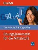 Übungsgrammatik für die Mittelstufe Deutsch als Fremdsprache Buch + Lösungsschlüssel