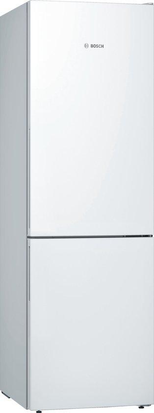 Koelkast: Bosch KGE36VW4A Serie 4 - Koelvriescombinatie - Wit, van het merk Bosch