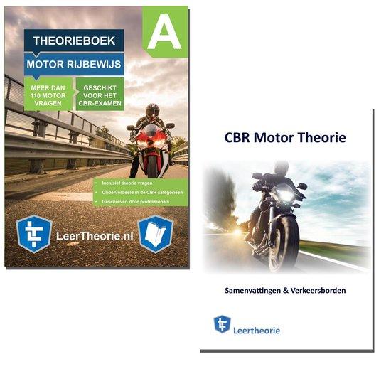 MotorTheorieboek 2020 - Rijbewijs A - met Samenvatting voor Rijbewijs A - LeerTheorie - LeerTheorie BV |