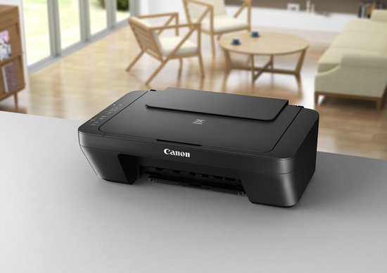 Canon PIXMA MG2555S - All-in-one Printer - Zwart
