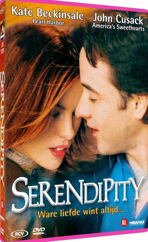 Cover van de film 'Serendipity'