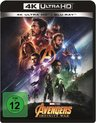 Avengers: Infinity War (4K Ultra HD Blu-ray & Blu-ray) (Import)