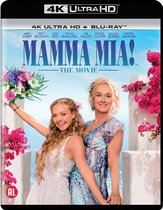 Mamma Mia! The Movie (4K Ultra HD Blu-ray)