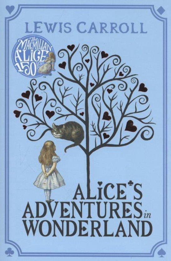 Boek cover Carroll, L: Alices Adventures in Wonderland van Lewis Carroll (Paperback)