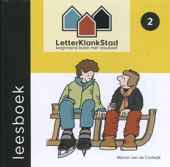LetterKlankStad Leesboek 2 - Marion van de Coolwijk   Fthsonline.com