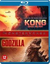 Kong : Skull Island + Godzilla (Blu-ray)