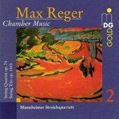 Chamber Music Vol.2: String Trio &