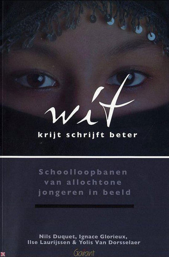 Wit Krijt Schrijft Beter - Nils Duquet |