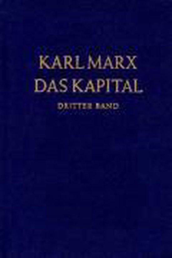 Das Kapital 3. Kritik der politischen Ökonomie