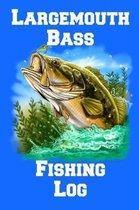 Largemouth Bass Fishing Log