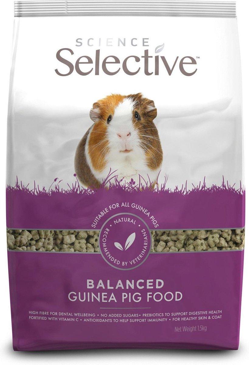 Supreme Science Selective - Caviavoer - 1,5 kg
