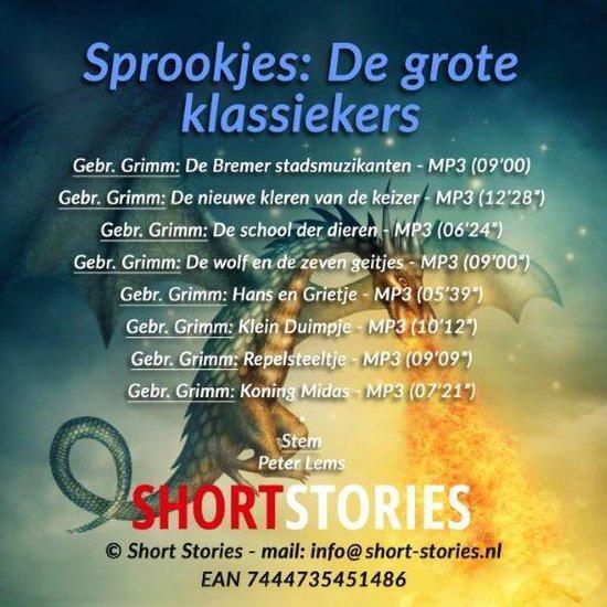 Sprookjes - Gebroeders Grimm |
