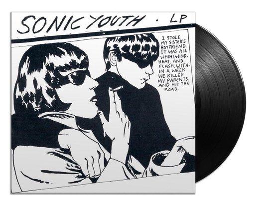 CD cover van Goo (LP) van Sonic Youth