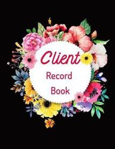 Client Record Book