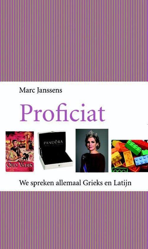 Proficiat - Marc Janssens |