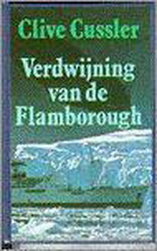 Verdwyning van de flamborough - Clive Cussler | Fthsonline.com